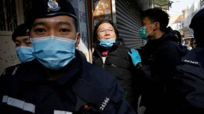 В Гонконге задержали украинца по подозрению в помощи убежать на Тайвань 12 активистам