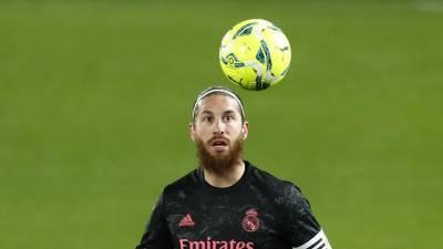 Источник: Рамос не перейдёт из «Реала» в ПСЖ из-за договорённости между клубами