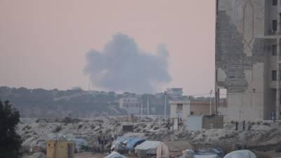 Террористы совершили 15 обстрелов в идлибской зоне деэскалации в Сирии