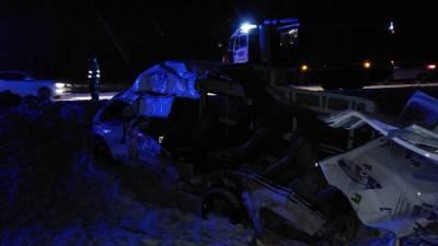 В Архангельской области в ДТП с молоковозом погиб один человек