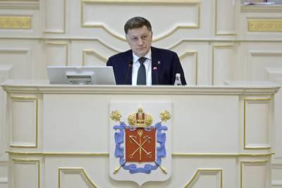 Макаров возглавил медиарейтинг среди глав законодательных органов