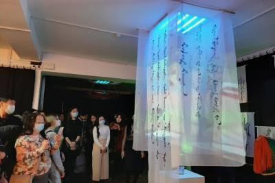 В Улан-Удэ открылась выставка, посвящённая сохранению бурятского языка