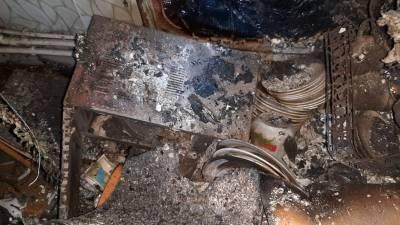 В Башкирии в сгоревшем доме нашли тело сельчанина
