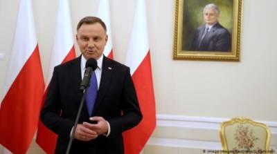 Польша отправила новый гумконвой для мигрантов на границе с Беларусью