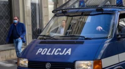 В Польше задержали украинца за перевозку нелегалов