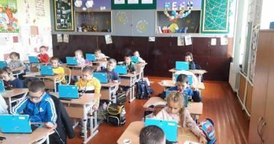 Edugames: украинские мультимедийные учебные программы в начальной школе