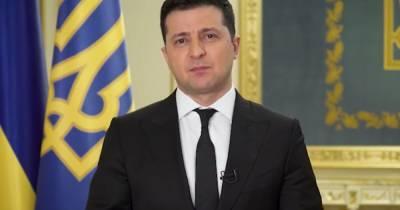 Зеленский подписал указ «деоккупации» и реинтеграции Крыма