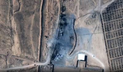 При ударах США по по иранской базе в Сирии 70% бомб не попали в цель