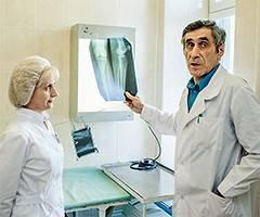 Сокольский травматолог получил знак отличия «За заслуги перед Липецкой областью»