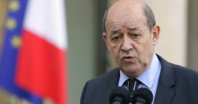 Глава МИД Франции назвал Россию «неприятным» соседом