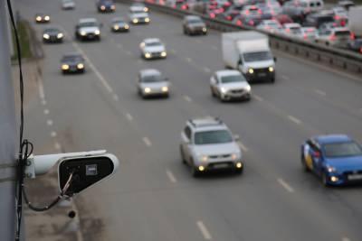На федеральных трассах в Башкирии появится сто камер аварийного фотоучета