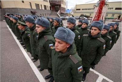 Башкирия претендует на победу в конкурсе по подготовке новобранцев к службе