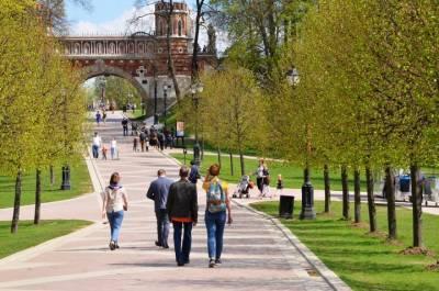 Столичный сервис Russpass подготовил весенний сезон квеста «Я шагаю по паркам»