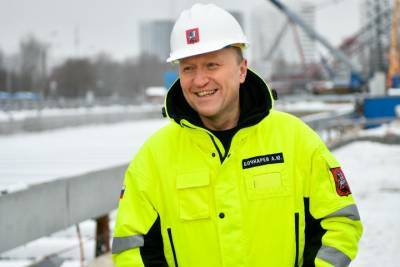 Андрей Бочкарев: 12 пожарных депо появятся на территории Новой Москвы в ближайшие годы