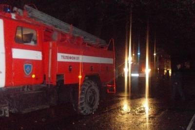 В Оренбуржье произошло 16 пожаров за сутки