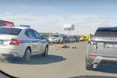 В Ярославле погиб пешеход