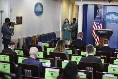 В Белом доме объявился журналист-самозванец