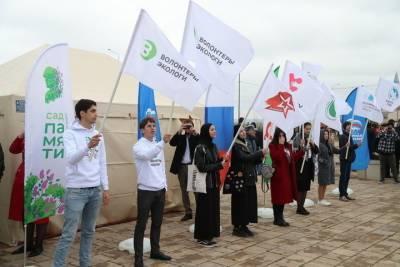 В Ингушетии вручили первые медали волонтерам