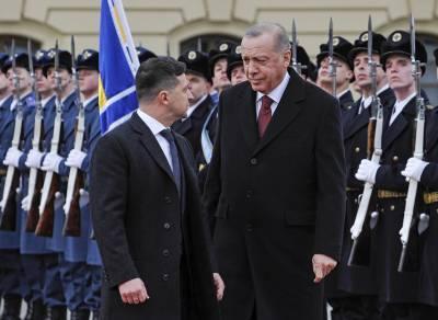 Эрдоган выступил за мир между Россией и Украиной