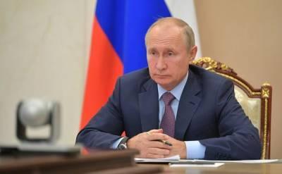 Путин проведет совещание по космической отрали