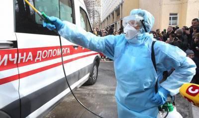 В Украине за сутки менее 8000 новых случаев COVID-19