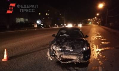 На Среднем Урале в аварии погиб двухлетний ребенок