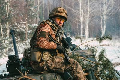 Киев отверг возможность наступления в Донбассе