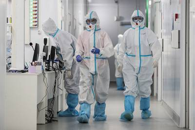 Число выявленных случаев COVID-19 в мире превысило 136 миллионов