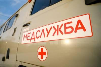 82-летний водитель мотороллера погиб на трассе в Волгоградской области