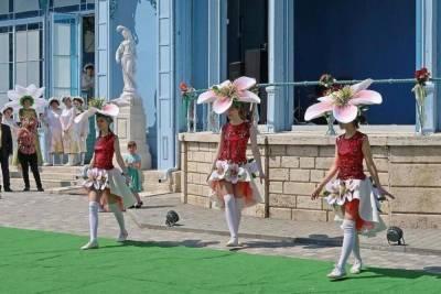 В курортном Железноводске готовятся к балу цветов