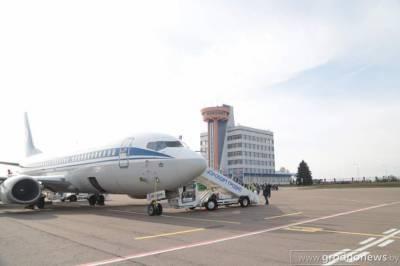 Первый авиарейс – в Египет. 27 апреля из Гродненского аэропорта в египетский Шарм-эль-Шейх отправится «Боинг 737-300» с туристами