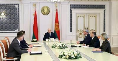 Тема недели: Александр Лукашенко провел совещание по вопросам деятельности политических партий