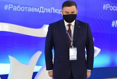 Перминов заявил, что «Единая Россия» становится партиец народного большинства