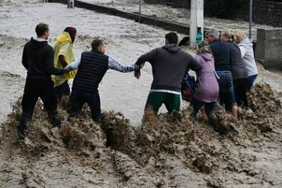Глава Крыма назвал ливни в регионе стихийным бедствием