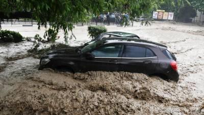 Мэр Ялты призвала жителей двух подтопленных территорий эвакуироваться