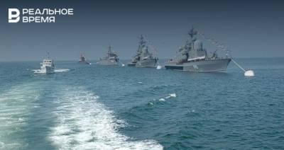 Минобороны РФ: в районе российских учений в Тихом океане действовала иностранная авиация