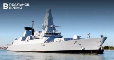 В Кремле считают инцидент с британским эсминцем Defender провокацией