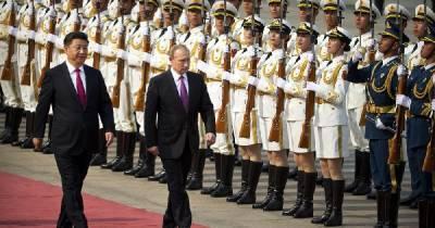 """Альянс по нужде. Как Китай использует Россию в своей новой """"Оси"""""""