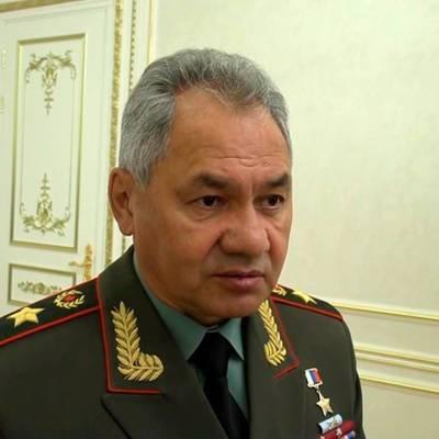 Шойгу и Воробьев подписали соглашение о цифровизации военкоматов региона