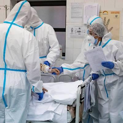 Суточный прирост заболевших covid-19 в России составил 23 тыс 270 случаев