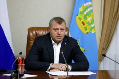 Игорь Бабушкин пообещал, что мост через ерик Серебряная Воложка откроют через месяц