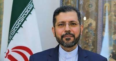 Тегеран готов помочь в урегулировании отношений Еревана и Баку - Хатибзаде