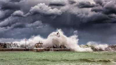 В РАН рассказали о цунами с Аляски, которое может достигнуть берегов РФ