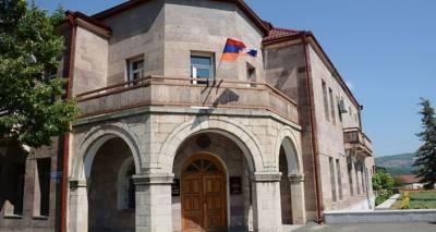 Визиты глав парламентов Азербайджана, Турции и Пакистана в Шуши неприемлемы – МИД Карабаха
