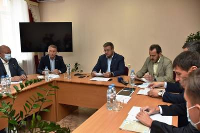 Любимов: «Наши показатели роста в промышленности выше общероссийских»