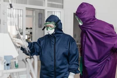 В Рязанской области 636 пациентов госпитализированы с коронавирусом