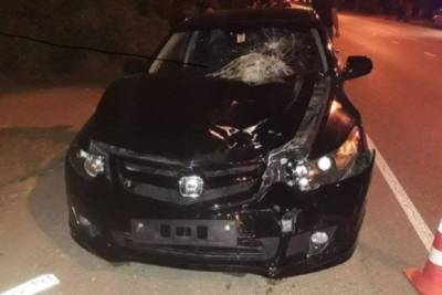 Несовершеннолетняя девушка погибла под колёсами автомобиля на Кубани
