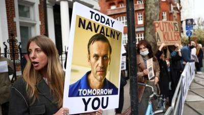 Депутаты Европарламента выдвинули Навального на премию имени Сахарова