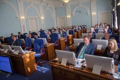 Шесть партий проходят в заксобрание Омской области