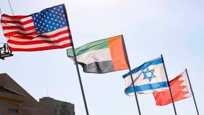 США, Израиль, Бахрейн, Марокко и ОАЭ отметят годовщину «Авраамовых соглашений»